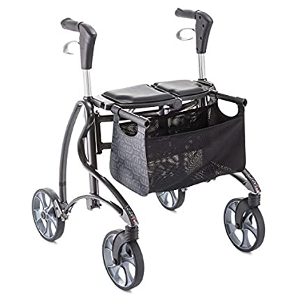 Andador 4 Ruedas Design Dolomite Jazz - Invacare: Amazon.es: Salud ...