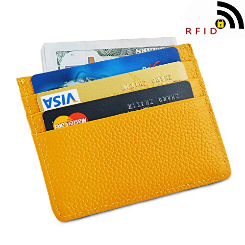 MaxGear Blocking Genuine Leather Wallets product image