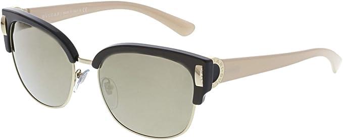 Bvlgari 0Bv8189 897/5A 55, Gafas de Sol Unisex-Adulto ...