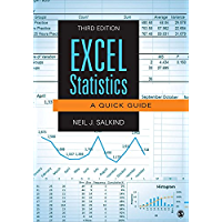 Excel Statistics: A Quick Guide (English Edition)