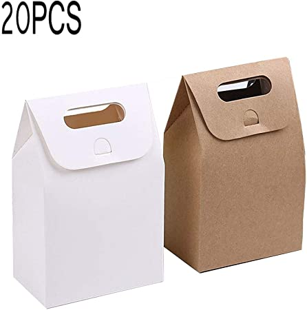 Papel Kraft Caja de Regalo,Bolsa de papel Kraft,Dulces Regalos ...