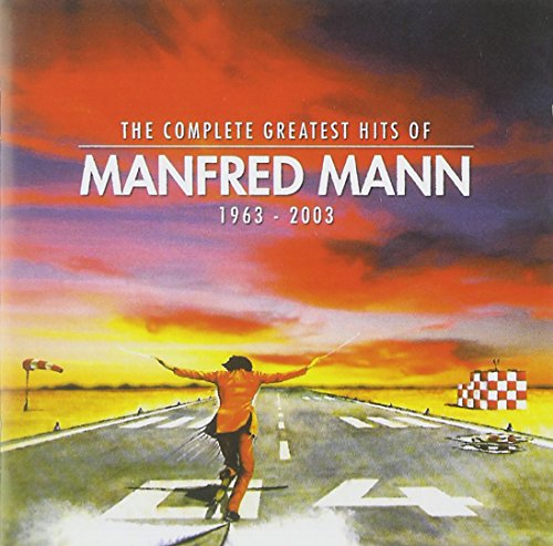 The Complete Greatest Hits America: Manfred Mann CD Covers