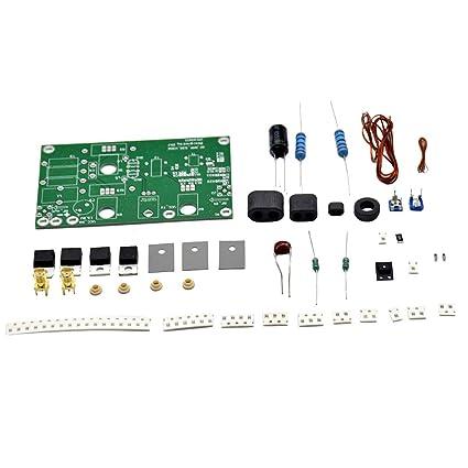 BESTOMZ Kit de bricolaje Kits de bricolaje 45 W SSB Amplificador de potencia lineal para radio