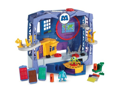 Fisher-Price Imaginext Monsters University Monsters Scare Floor]()