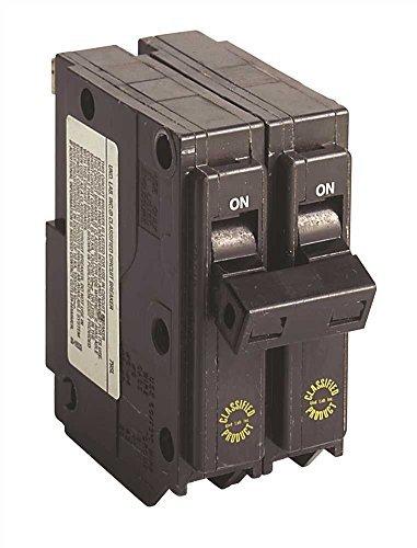 EATON GIDDS-606950 606950 Chq Series 2 Pole Classified Breaker 50 Amp Sqd by (Sqd Breaker)