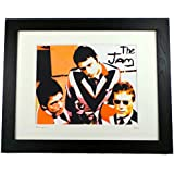 The Jam Canvas Art Print Framed Limited Edition