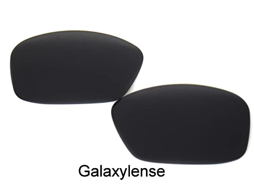 Galaxy Replacement Lenses For Oakley Hijinx Black Color Polarized 100% UVAB  Size: Regular