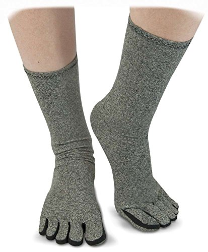 IMAK Arthritis Socks - Compression Socks with Separate To...