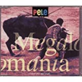 Megalomania CD UK Polydor 1992