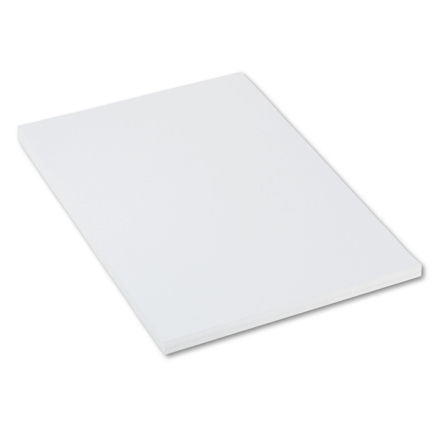 Pacon Heavyweight Tagboard, 24 x 36 Inches, White, 100 Sheets (5226)