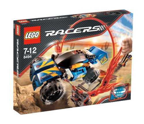 Lego Racers Ring (Lego - 8494 - Racers - Jeux de construction - Ring of fire)
