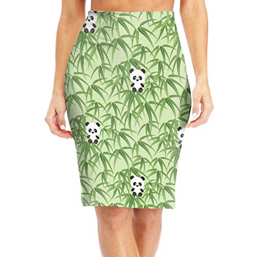 Pencil Skirt for Women Girls, Long Skirts Midi Skirt Work Office Business Wear
