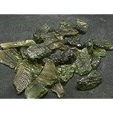 One (1) Fine Moldavite Tektite From Czech Republic - 5 Carats
