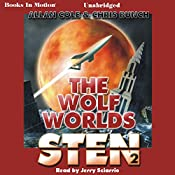 The Wolf Worlds: Sten Series, Book 2 | Chris Bunch, Allan Cole