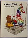 Suzy Spafford 1984 ~ Suzy's Zoo Coloring Book ~ Collectible ~ Volume 8