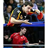 WOMUL 1PCS Butterfly Timo Boll W7 Blade Shakehand