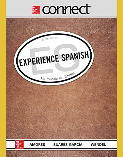 Connect Access Card for Experience Spanish
