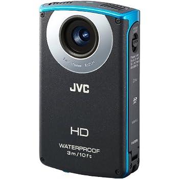 amazon com jvc picsio gc fm 2 pocket video camera black newest rh amazon com