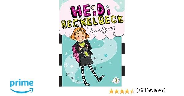 Amazon.com: Heidi Heckelbeck Has a Secret (0001442435658): Wanda ...