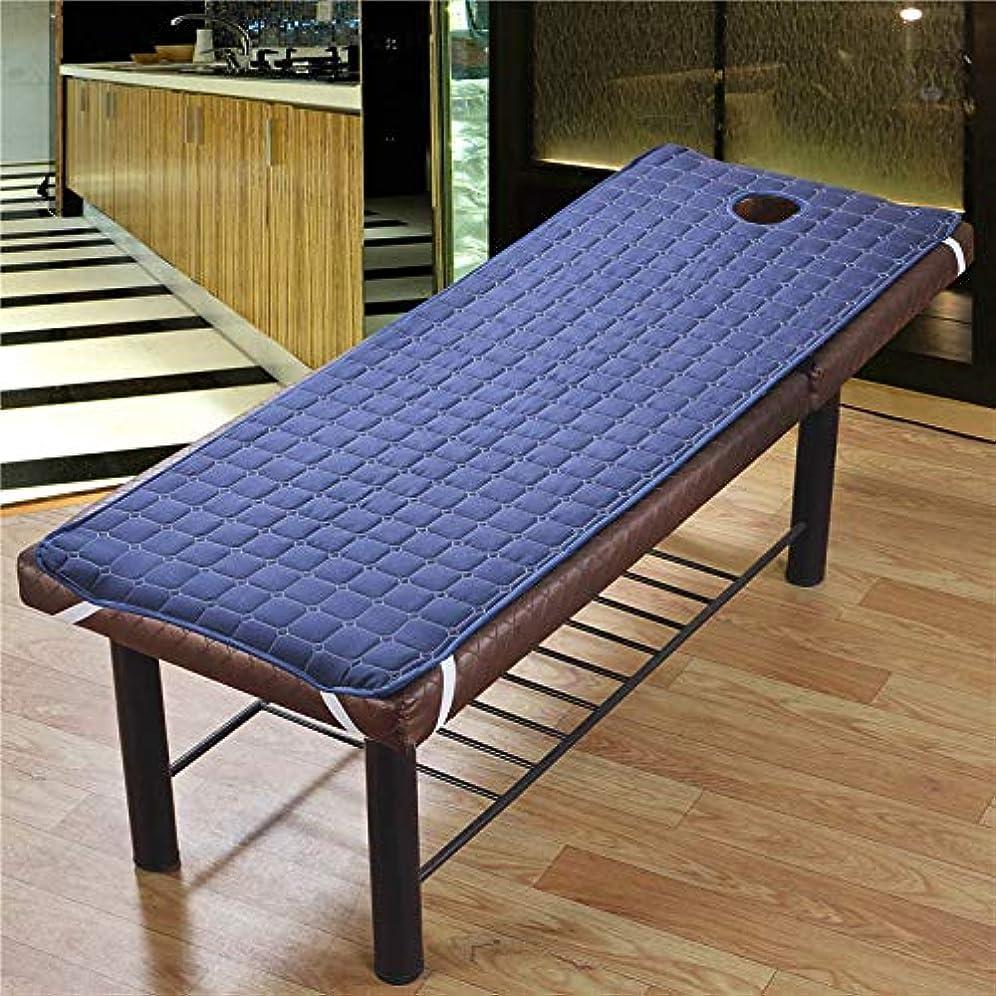 コモランマこねる漏れTenflyer 美容院のマッサージ療法のベッドのための滑り止めのSoliod色の長方形のマットレス