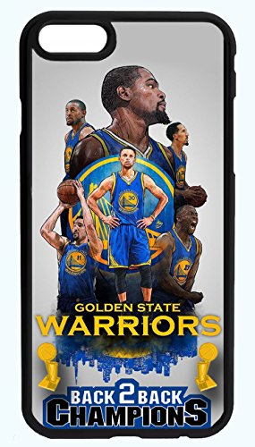 Warriors Back To Back Champs Basketball Phone Case Cover - Select Model (iPhone 7)