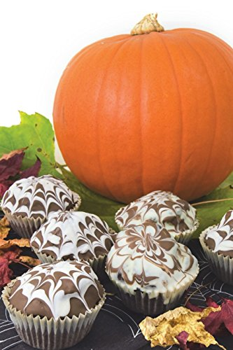 Halloween Cupcakes Journal: 150 page lined -