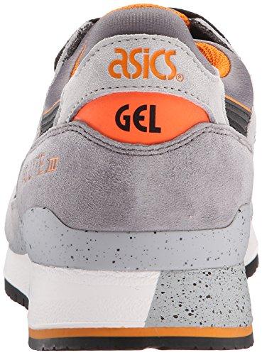 Asics Tijger Heren Gel Lyte Iii (grijs / Zwart) Grijs / Zwart