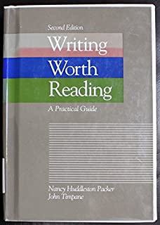 Amazon writing worth reading the critical process writing worth reading a practical guide fandeluxe Choice Image