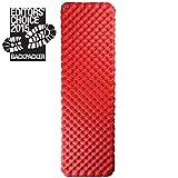 Sea to Summit Comfort Plus Insulated Sleeping Mat (Large Rectangular / Red)