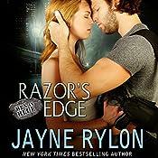 Razor's Edge: Men in Blue Book 2 | Jayne Rylon