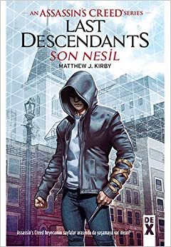 Book Assassin's Creed Series - Son Nesil