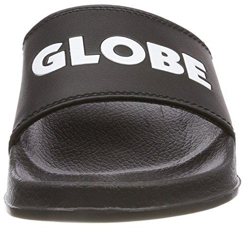 black Slide Globe Scarpe Nero Da Spiaggia Uomo Unfazed 0 E Piscina 557rwzq