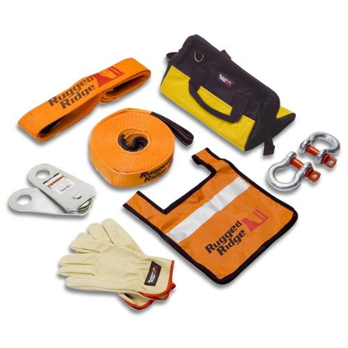 Rugged Ridge 15104.25 Winch Recovery Gear Kit