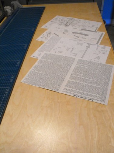 A Woodworking Scroll Saw Patterns and Instructions Plan to Build Your Own Two Table Top Marble Devices