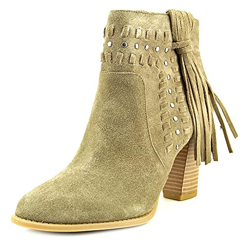 INC International Concepts Frauen Stiefel Warm Taupe