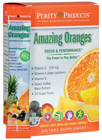 Amazing Oranges - 30 Packets