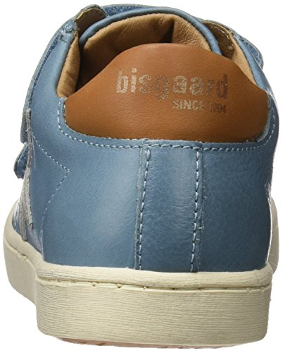 Bisgaard 43102118, Zapatillas Unisex Niños Blau (603-1 Sky Blue)