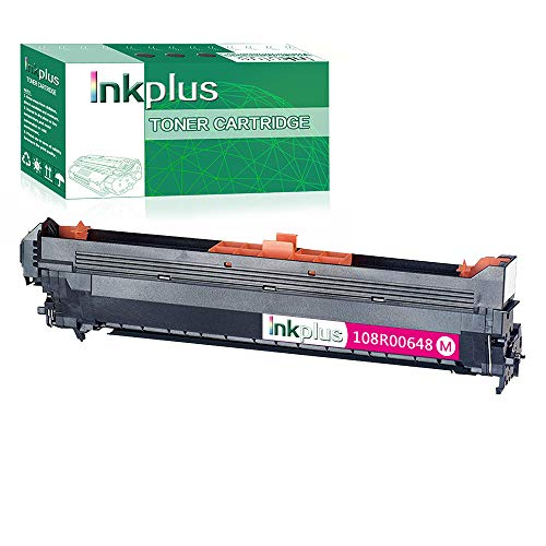 InkPlus 7400 Drum Replacement for Xerox Phaser Magenta Imaging Unit,for use in The Phaser 7400 Series Printer, High Yield 30,000 Pages(108R00648)