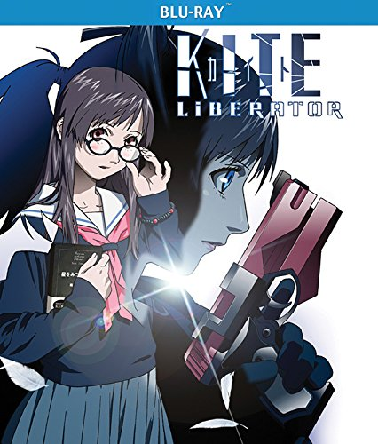 Blu-ray : Kite Liberator (Widescreen, Dolby)