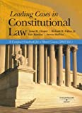 Leading Cases in Constitutional Law, 2007 Edition, Choper, Jesse H. and Fallon, Richard H., Jr., 0314180311
