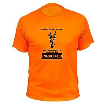 Camisetas personalizadas de caza, Venedo, Todos nacemos iguales solo los mejores llegan a ser