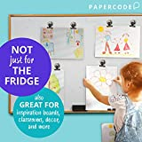 Papercode 12 Strong Scratch-Free Refrigerator
