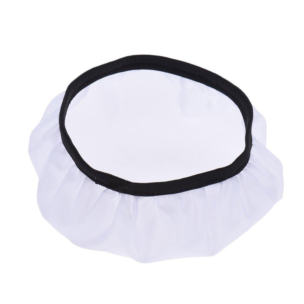 FidgetFidget Diffuser 22' Studio Soft White Translucent Sock fr 55cm Beauty Dish Refle Pro