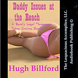 Daddy Issues at the Beach Audiobook