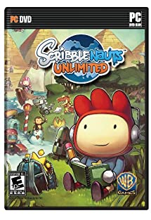 Scribblenauts Unlimited - PC