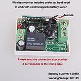 Car Wireless Remote Control Battery Switch