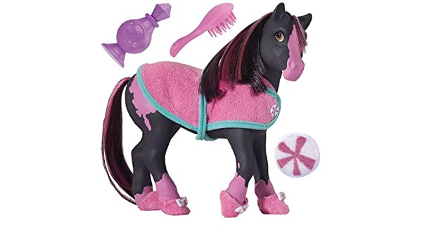 e57b60b8919 Amazon.com  Surprise Bath Toy Pony Gals Jasmine Color  Toys   Games