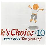 10 > 1993>2003 Ten Years of