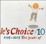 10 1993-2003 Ten Years of