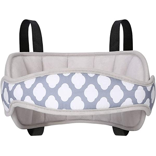 US Kid Travel Car Seat Safety Aid Head Support Sleep Pillows Belt Pressure Relax